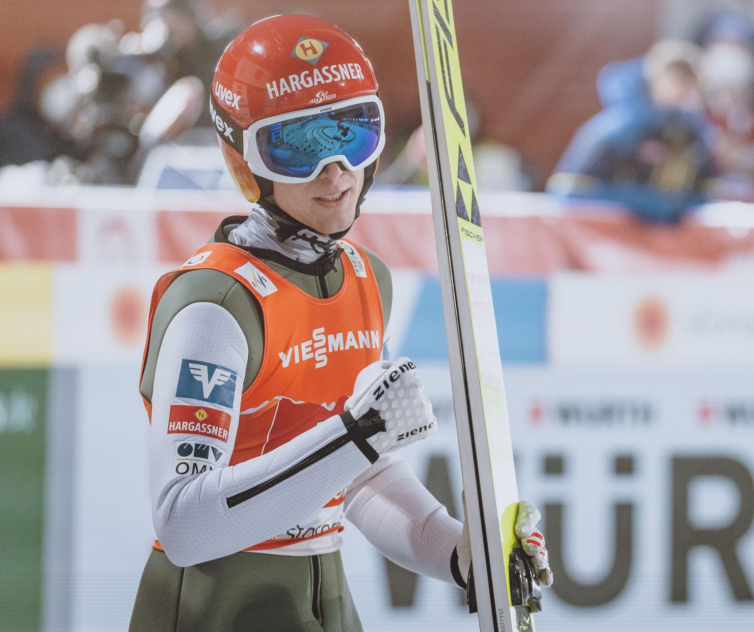 Skispringen Hargassner - Innauer & (f)acts Kunde