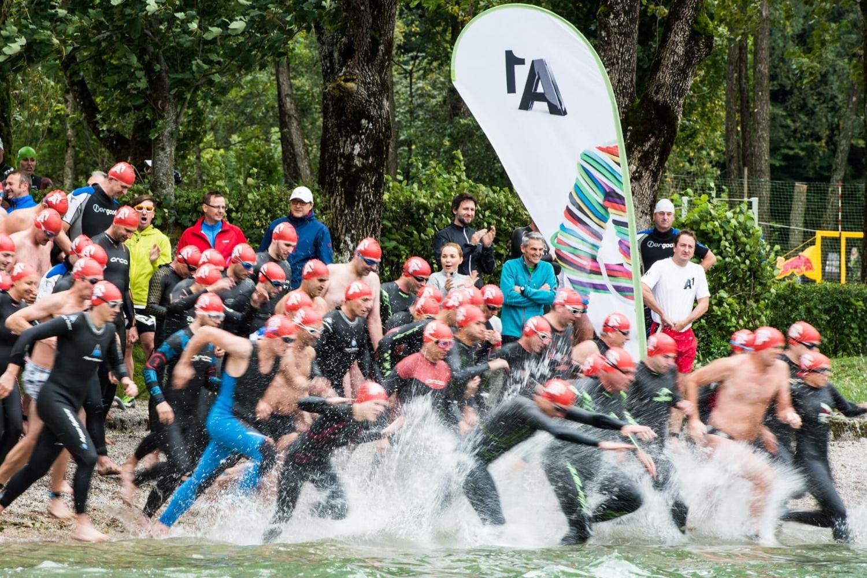 A1 Triathlon Event in Wien Innauer & (f)acts